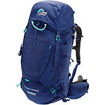 Lowe Alpine Manaslu ND55:65 Trekkingrucksack Damen dunkelblau