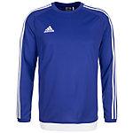 adidas Estro 15 Funktionsshirt Herren blau / weiß
