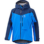 Haglöfs Touring Proof Funktionsjacke Herren blau