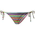 Billabong Sol Searcher Bikini Hose Damen pink/neongelb/türkis