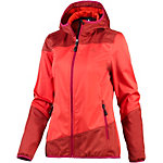OCK Softshelljacke Damen orange