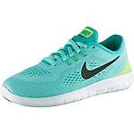 Nike Free Laufschuhe Mädchen mint