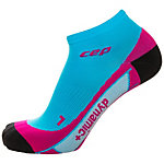CEP Low Cut Laufsocken Damen blau / pink