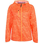 ASICS Fujitrail Packable Laufjacke Damen orange