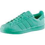 adidas Superstar Sneaker türkis