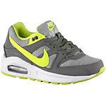 Nike AirMax Command Flex Fitnessschuhe Jungen grau/neongrün