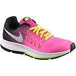 Nike Zoom Pegasus Laufschuhe Mädchen pink/schwarz