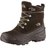 The North Face Winterschuhe Kinder schwarz