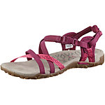 Merrell Terran Lattice II Outdoorsandalen Damen rot