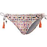 Beachlife Bikini Hose Damen weiß/bunt