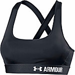 Under Armour Crossback Sport-BH Damen schwarz