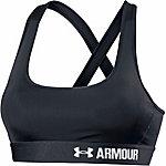 Under Armour Crossback Sport-BH Damen schwarz