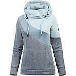 WLD Winter Cheriemoya Strickfleece Damen blau