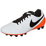 Nike Tiempo Genio II Fußballschuhe Herren weiß / schwarz