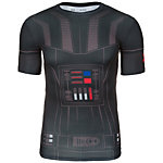 Under Armour HeatGear Alter Ego Darth Kompressionsshirt Herren schwarz / anthrazit