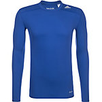 adidas TechFit Base Funktionsshirt Herren blau