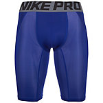 Nike F.C. SLIDER Tights Herren blau / grau