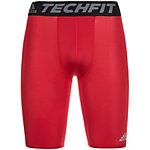 adidas TechFit Base Tights Herren rot