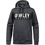 Oakley Kapuzenpullover Herren dunkelgrau