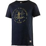 Picture Everyday Printshirt Herren navy