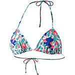 Skiny Summer Garden Bikini Oberteil Damen weiß/mint/koralle