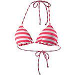 Skiny Miami Heat Bügelbikini Damen koralle/weiß