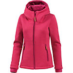 Bench Downbeat Strickfleece Damen pink
