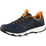 adidas Kanadia 7 Laufschuhe Herren dunkelblau/orange