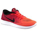 Nike Free RN Laufschuhe Damen orange/rot