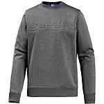Bench Literary Sweatshirt Herren grau