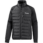 Bench Intellectual Funktionsjacke Herren schwarz
