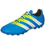 adidas ACE 16.3 Fußballschuhe Herren blau / weiß / lime