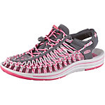 Keen Uneek Slice Fade Outdoorsandalen Damen pink