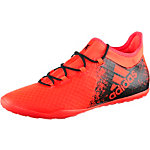 adidas X 16.2 Court Fußballschuhe Herren rot/silber