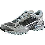 La Sportiva Bushido Mountain Running Schuhe Damen grau/blau