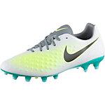 Nike MAGISTA ONDA II FG Fußballschuhe Herren grau/grün