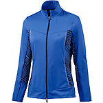 Joy Diletta Sweatjacke Damen blau