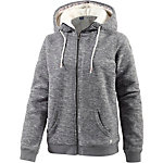 Roxy Freeze Vibrations Polar Fleecejacke Damen grau