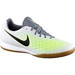 Nike MAGISTA ONDA II IC Fußballschuhe Herren grau/grün
