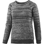 Volcom Cruisin On Crew Strickpullover Damen schwarz/grau