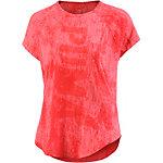 PUMA T-Shirt Damen koralle/melange