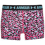 Under Armour HeatGear Armour Printed Shorty Tights Damen bunt