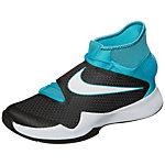 Nike Zoom HyperRev 2016 Basketballschuhe Herren hellblau / grau