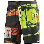 Reebok Crossfit Funktionsshorts Herren orange/gelb