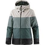 O'NEILL Coral Snowboardjacke Damen grün/weiß