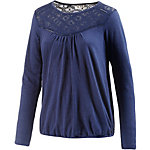 Roxy Carried Aweigh Langarmshirt Damen blau