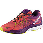 Salomon X-SCREAM FLARE Laufschuhe Damen koralle/lila