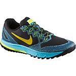 Nike Air Zoom Wildhorse 3 Laufschuhe Herren schwarz/blau