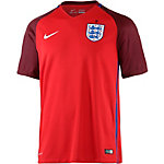 Nike England EM 2016 Auswärts Fußballtrikot Herren rot/blau