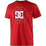 DC Rebuilt Printshirt Herren rot